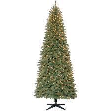 C31 9ft Pre Lit Stratford Pine Christmas Tree
