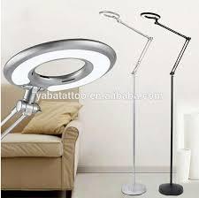 8 led stehle uchte licht mit boden stehend verstellbarer schwenk arm für maniküre spa dental salon buy lights