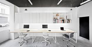 Enchanting Minimal Office Design With Additional Interior Decor ... Office Ideas Minimalist Home Ipirations Modern Beautiful Minimalist Office Interior Design 20 Minimal Design Inspirationfeed Designs Work Area Two Apartments In A Family With Bright Bedroom For The Kids Best Ideal Hk1lh 16937 Scdinavian White Color Wooden Desk Peenmediacom Floating Imac And