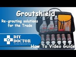 Regrout Bathroom Tile Video by How Tilers Regrout Shower And Bathroom Wall And Floor Tiles With