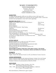 Photography Resume — Ward Yoshimoto Leading Professional Senior Photographer Cover Letter 10 Freelance Otographer Resume Lyceestlouis Resume Example And Guide For 2019 Examples Free Graphy Accounting Sample Full Writing 20 Examples Samples Template Download Psd Freelance New 8 Beginner 15 Design Tips Templates Venngage
