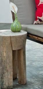 deco tronc d arbre des idées de décoration du jardin bio avec de la récup