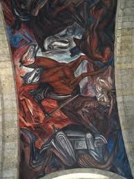 Jose Clemente Orozco Murales Universidad De Guadalajara by Jose Clemente Orozco Was An Inspired Man Who Used His Past As An