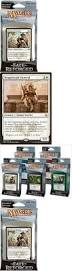 Magic The Gathering Premade Decks Ebay by Ccg Sealed Decks And Kits 183457 Warlord Saga Of The Storm 3 New