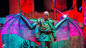 Universal Halloween Horror Nights 2014 Theme by Luke U0026 The Temple Of Fun Halloween Horror Nights 4 Review
