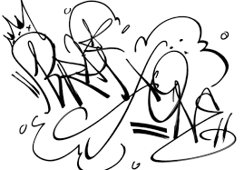 Tag Your Name Or Any Word In Graffiti Letters Good For Tattoos