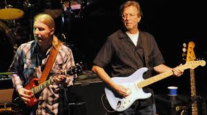 Watch Eric Clapton's