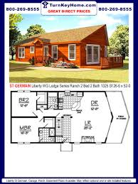 2 bedroom manufactured homes Homes Floor Plans