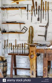 vintage carpetnry tools at the carpenter u0027s shop fort william