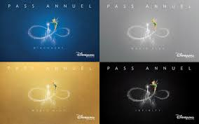 bureau passeport annuel disney telephone four disneyland annual passes coming with up to 79