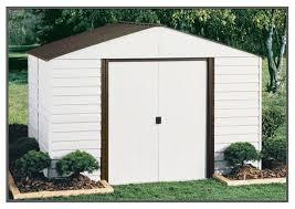 arrow galvanized steel storage shed 10x8 arrow parkview shed pm108