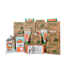 U-Haul: Moving Supplies: 4+ Bedroom Master Pak® Moving Kit