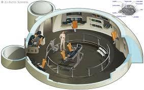Starship Deck Plans Star Wars by Enterprise Refit Bridge Jpg 1 400 880 Pixel Star Trek