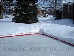 Backyards: Awesome Backyard Rink Liners. Backyard Inspirations ...