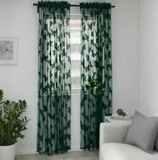ikea gardinen vorhänge aus leinen günstig kaufen ebay