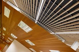 104 Wood Cielings Ceiling Cladding That Will Improve The Acoustics Of Your Project