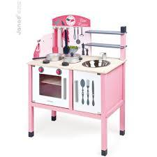 cuisine janod maxi cuisine mademoiselle bois de janod autres jouets d