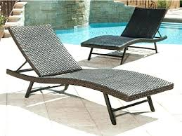 Walmart Outdoor Patio Chair Cushions by Outdoor Chaise Lounge Chair Patio Chairs Furniture Walmart