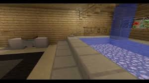 minecraft xbox 360 how to build a bathroom with a working shower