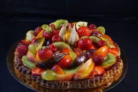 une marguerite en cuisine un brin de gourmandise tarte marguerite aux fruits frais