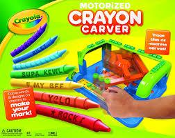 Crayola Bathtub Crayons 18 Vibrant Colors by Amazon Com Crayola Crayon Carver Toys U0026 Games