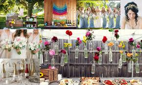 Innovative Spring Wedding Ideas Top 5 Color Theme For