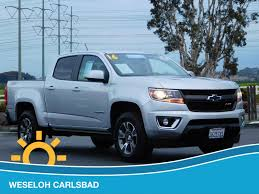 100 Used Colorado Truck Certified OneOwner 2016 Chevrolet 4WD Z71 In Carlsbad