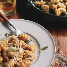 Pumpkin Gnocchi Recipe Uk by Butternut Squash Gnocchi With Sage Brown Butter Recipe