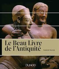 le beau livre de l antiquité par avezou laurent somabec
