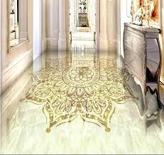 Decoration Italian Marble Flooring Designs Pictures