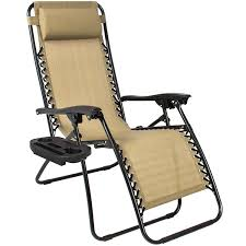 Folding Patio Chairs Amazon by Amazon Com Best Choiceproducts Zero Gravity Chairs Tan Lounge