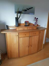 sideboard kommode buche wohnzimmer