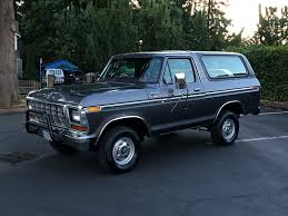 Babied 1978 Ford Bronco With 47K Miles Up For Grabs! - Ford-Trucks.com