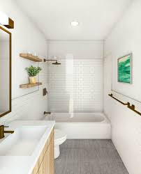 75 beautiful modern white tile bathroom pictures ideas