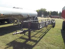 Deweze Bale Bed by Farm Equipment Auction Fall Sale Day 1 Of 2 Kansas Auctioneers