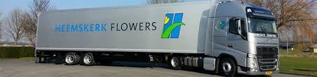 Truck Heemsker Flowers Wholesale Florist