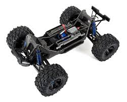 100 Truck Maxx Traxxas X 8S 4WD Brushless RTR Monster W24GHz