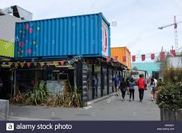 100 Converted Containers The ReSTART Mall Comprising Mostly Converted Shipping Containers
