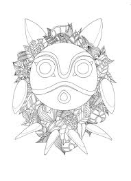Impressionnant Totoro Coloring Pages Лд планер Totoro Drawing