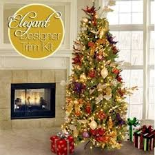 Complete Christmas Tree Decorating Kits