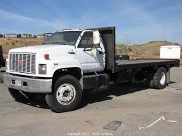 100 Top Kick Truck West Auctions Auction Surplus Equipment And Materials From