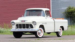 1955 Chevrolet 3100 Cameo Carrier Suburban Pickup Truck (H255-3124 ... 1956 Chevrolet Cameo For Sale Classiccarscom Cc794320 1955 Chevy Truck Rear 55 59 1958 Pickup Start Run External Youtube Cameo Gmc Trucks Antique Automobile Club Of 1957 Chevy Truck Hot Rod Network F136 Monterey 2012 Pick Up Truckweaver Al Mad Flickr Rm Sothebys The Wiseman God Ertl 118 3100 White 7340 New American Street Feature Tom Millikens 56 Is Done Right