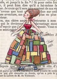 si e l ateur 1962 armfulls of books by purrr 5 x7 print of original