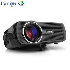 irulu portable mini led projector multimedia 1000 lumens with vga