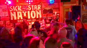 Sick Star Nation March 2017 - Rockaway River Barn -