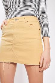 moto denim mini skirt topshop