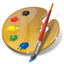 Painters Pallet Png 3 PNG Image