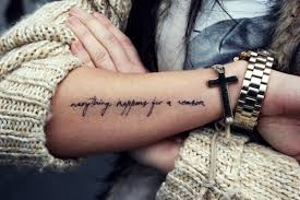 Forearm Tattoo Ideas And Designs 31 Quote
