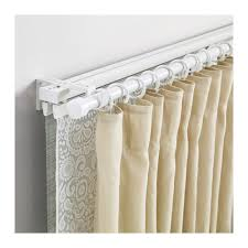 curtain rails rods curtain tracks rods more ikea