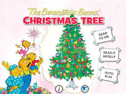 Berenstain Bears Christmas Tree Dvd by Berenstain Bears Christmas Images Reverse Search